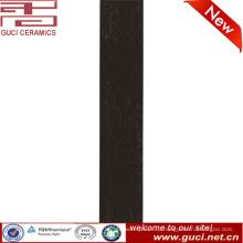 фошань Антипробуксовочная интерьер черный деревенский керамические деревянные плитки пола