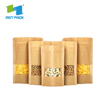 Packing Pouches Komposit Mylar Snack Bag