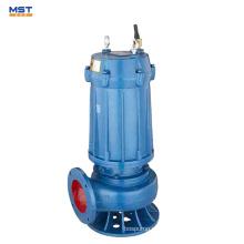 Bombas de esgoto submersíveis acionadas eletricamente