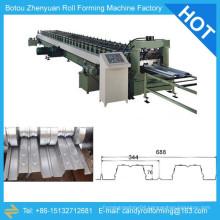 floor tile making machine price,steel deck machine,floor decking machine