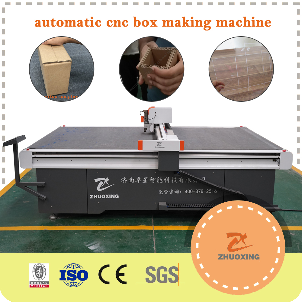 Corrugated Box Making Machine Automatic