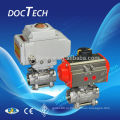 Шариковый клапан нержавеющей стали с ISO5211 монтажа Pad