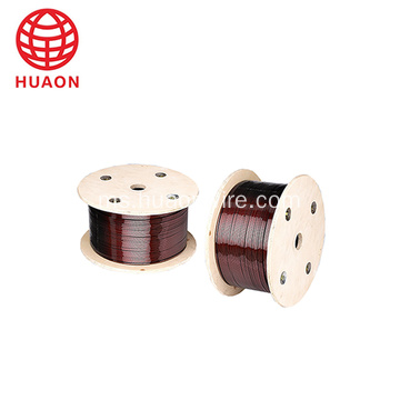 Transformer Enameled Aluminium Flat Wire