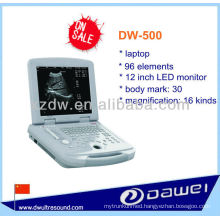 laptop scanner ultrasound for veterinary (DW-500)