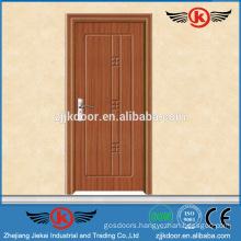 JK-P9049pvc flush door for home kitchen cabinet prices
