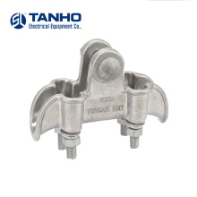 CGH series cable suspension clamp application with all  aluminum alloy conductor