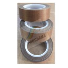 PTFE Coated Fiberglass Fabric Silicone Adhesive Tape