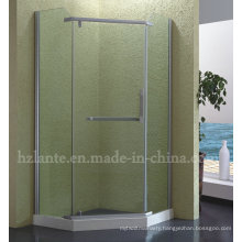 Shower Enclosure with Stainless Steel Frame (LTS-013)