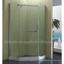 Chuveiro com moldura de aço inoxidável (LTS-013)