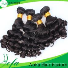 Новый Горячий Продавать Человеческие Волнистые Наращивание Волос Бразильский Волос Remy
