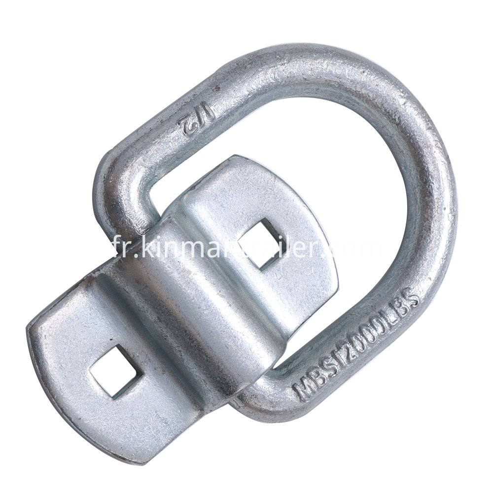 D Ring For Trailer Rope Tie Down