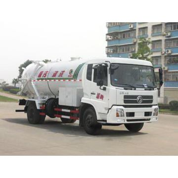 DFAC Tianjin Cleaning And Sewage Suction Truck