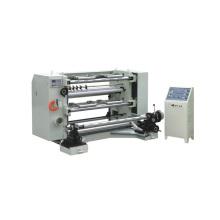 Вертикальная автоматическая машина для продольной резки и перемотки (WFQ700-1300)