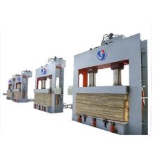 Plywood production machine cold press machine of woodworking machine
