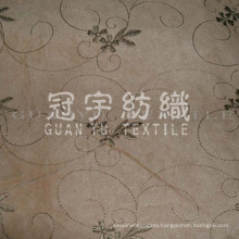 Suede Embroidery for Sofa Home Textile Uses