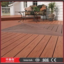 Antiseptic Wood Plastic Composite Decking