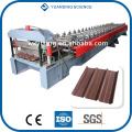 Passé CE et ISO YTSING-YD-7120 Acier galvanisé Clip Lock Panel Roll formant la machine