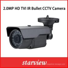 2MP Vari-Focal Tvi IR Bullet CCTV cámara de seguridad a prueba de agua