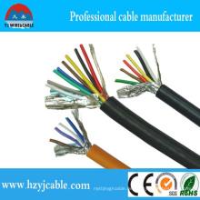 Kvv Kupfer Core Mechanical Control Kabel zum Verkauf