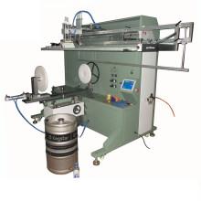 Máquina de impressão de tela de garrafa tamanho grande TM-Mk