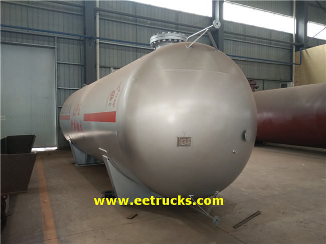 8000 Gallon Domestic ASME Tanks
