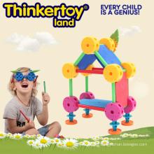 Learning Iinterlocking Imagination Toy for Girl