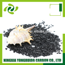 Manufacturer food grade nut shell granular activated carbon price