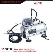Make-up Mini Kompressor Airbrush Kompressor Kit