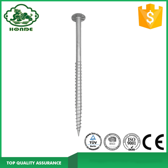 Earth Anchor Ground Screws