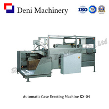 Automatic Melt Glue Case Erecting Machine Kx-04