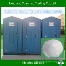 Cost effective Chlorine Dioxide Tablet for Portable Toilet