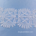 Elfenbein Guipure Scalloped Lace Trim