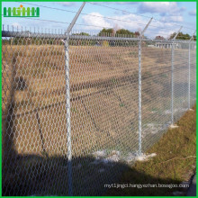2016 High Quality factory jewelry chain mesh fence for park security