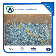Galvanized Roofing Nails with Umbrella Head