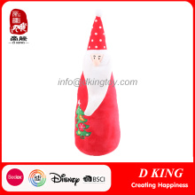 New Design Santa Claus Christmas Gifts Stuffed Toys