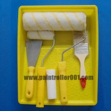 """4""""and 9""""/230mm Paint Roller Set Paint Tools Set"""