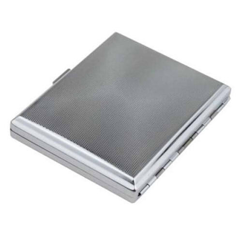 Oem Stainless Steel Cigarette Case Holder