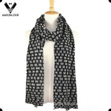 Winter High Quality Fashion Custom Knit Scarves