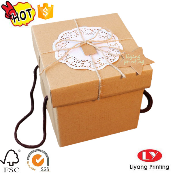 Custom Decoration Lids Cardboard Gift Box2017030303-