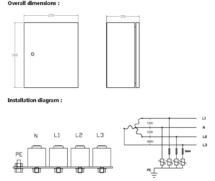 Surge Protection Assemble Device (1)