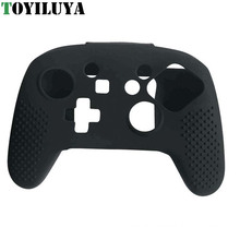 Anti-slip Silicone Skin Protective Case for Nintendo Switch Pro Controller Bag for Nintend Switch Game Pad Controller Shell