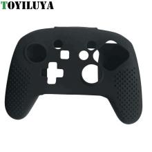 Capa de proteção anti-derrapante de pele de silicone para Nintendo Switch Pro Bolsa de controle para Nintend Switch Game Pad Controller Shell