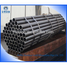 Tubo e tubo de aço MS em múltiplos diâmetros e espessuras