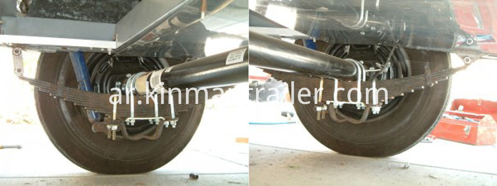 U Bolt For Trailer Axles