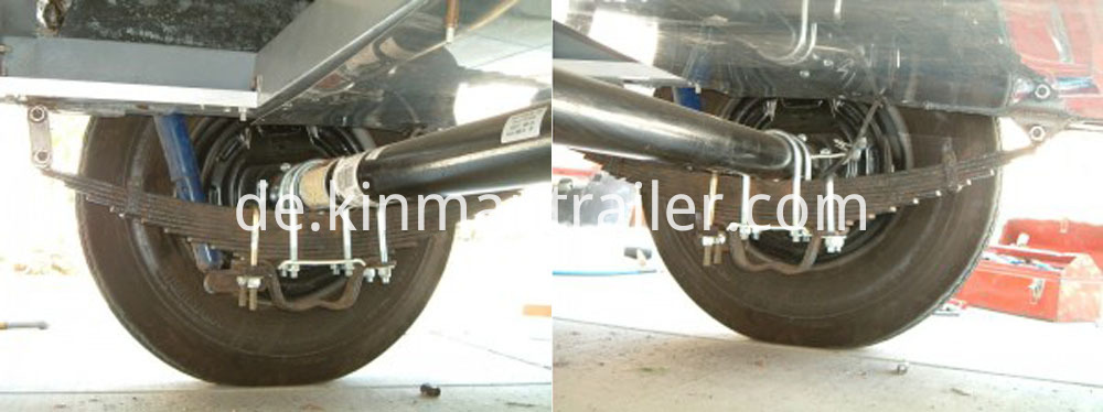 U Bolts For Trailer Axle