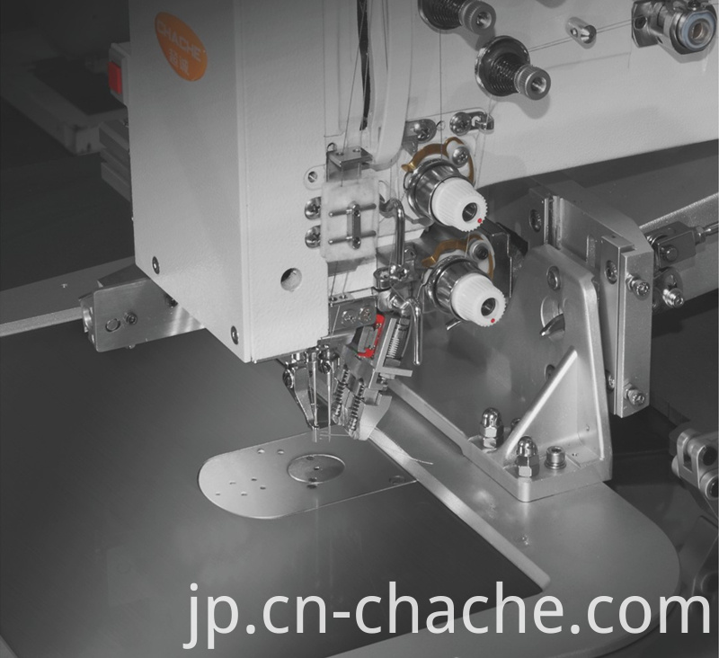 2 colors sewing machine