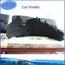 Black Car Fender Mudguard