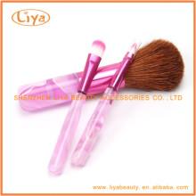 2014 heißen benutzerdefinierte Acryl Make-up Pinsel Set