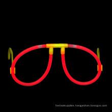 red Glow Stick Glasses