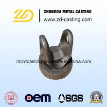 Acero al carbono personalizado estampando para fundiciones de metalurgia